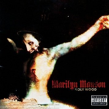 Marilyn Manson - Holy Wood (In The Shadow Of The Valley Of Death) (CD)
