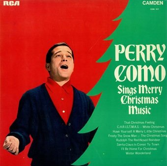 Perry Como - Perry Como Sings Merry Christmas Music (LP)
