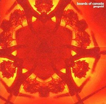 Boards Of Canada - Geogaddi (CD)