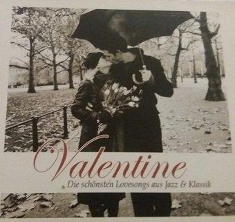 Valentine (Die Schönsten Lovesongs Aus Jazz & Klassik) (2CD)