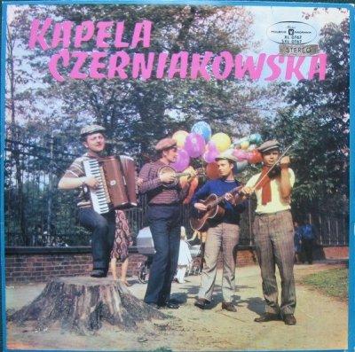 Kapela Czerniakowska - Ballady Przedmiejskie (LP)