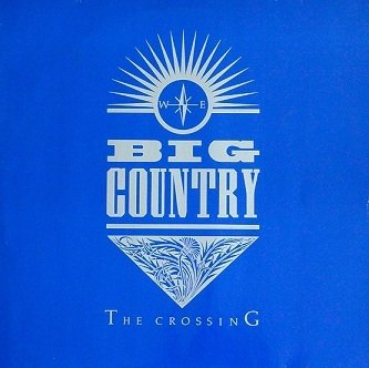 Big Country - The Crossing (LP)