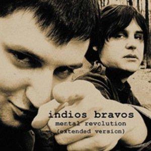 Indios Bravos - Mental Revolution (Extended Version) (2CD)