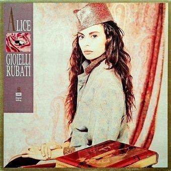 Alice - Gioielli Rubati (LP)