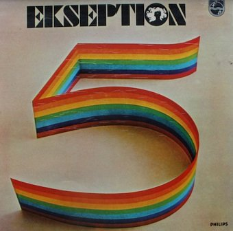Ekseption - 5 (LP)