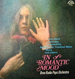 Brno Radio Pops Orchestra - In Romantic Mood (LP)