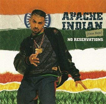 Apache Indian - No Reservations (CD)