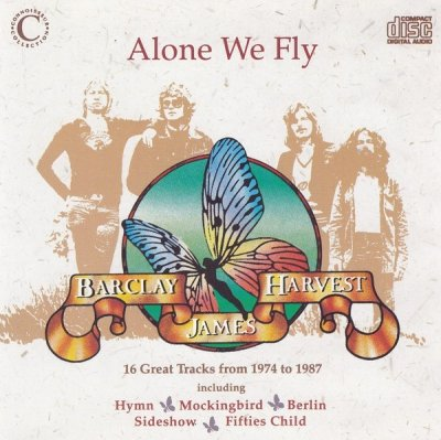Barclay James Harvest - Alone We Fly (CD)