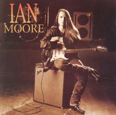 Ian Moore - Ian Moore (CD)