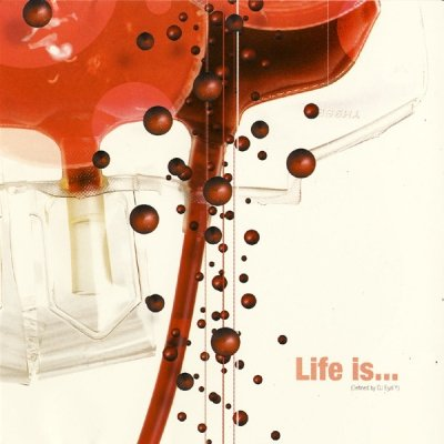 DJ Eyal Y. - Life Is... (CD)