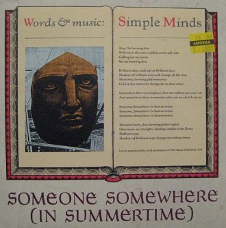 Simple Minds - Someone Somewhere (In Summertime) (7)