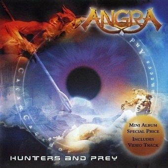 Angra - Hunters And Prey (CD)
