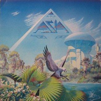 Asia - Alpha (LP)