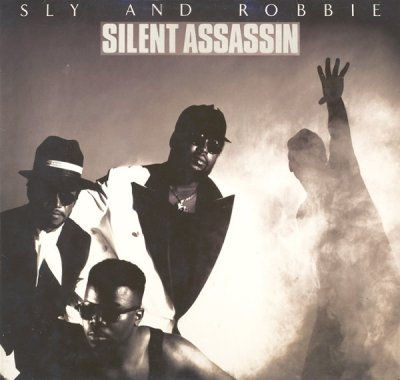 Sly And Robbie - Silent Assassin (LP)