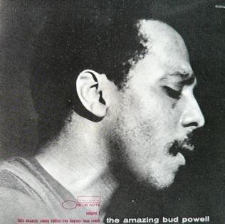 Bud Powell - The Amazing Bud Powell, Volume 1 (CD)