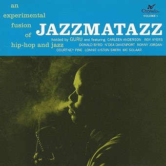 Guru - Jazzmatazz Volume: 1 (CD)