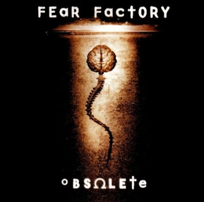 Fear Factory - Obsolete (CD)