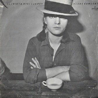 Elżbieta Mielczarek - Blues Koncert (LP)