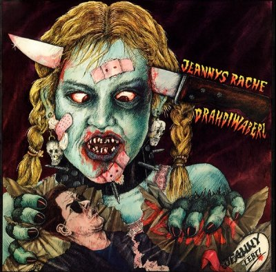 Drahdiwaberl - Jeannys Rache (LP)