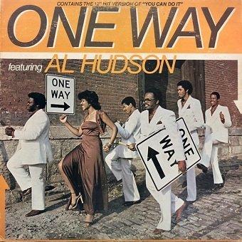 One Way Ft. Al Hudson - One Way Ft. Al Hudson (LP)