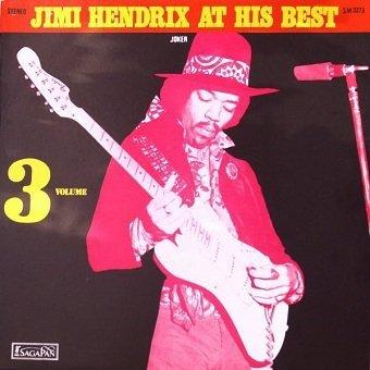 Jimi Hendrix - Jimi Hendrix At His Best (Volume 3) (LP)