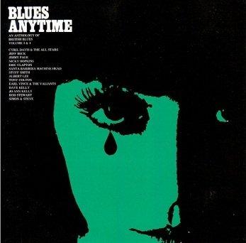 Blues Anytime - An Anthology Of British Blues Volume 3 & 4 (CD)