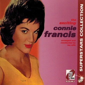 Connie Francis - The Exciting (CD)