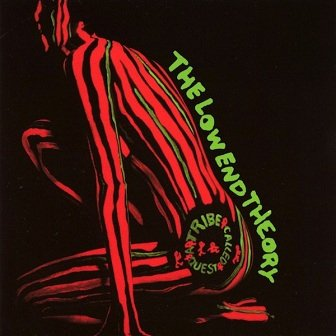A Tribe Called Quest - The Low End Theory (CD)