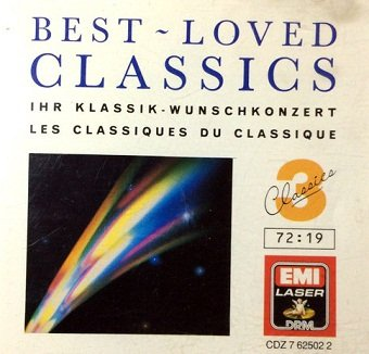 Best Loved Classics - Vol. 3 (CD)