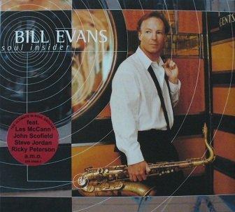 Bill Evans - Soul Insider (CD)