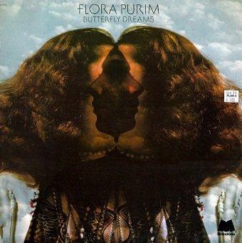 Flora Purim - Butterfly Dreams (LP)