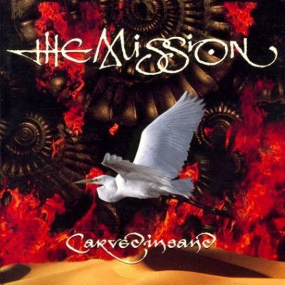 The Mission - Carved In Sand (CD)