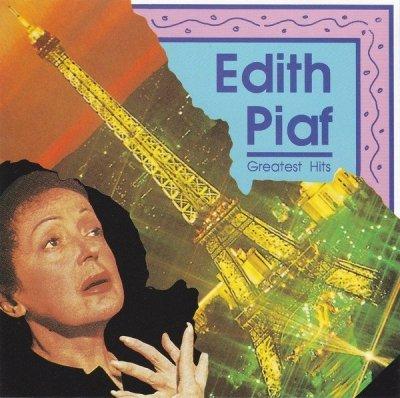 Edith Piaf - Greatest Hits (CD)