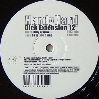 HardyHard - Dick Extension 12 (12'')