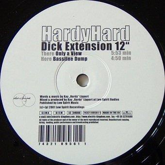 HardyHard - Dick Extension 12 (12'')