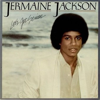 Jermaine Jackson - Let's Get Serious (LP)