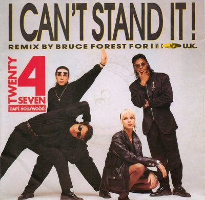 Twenty 4 Seven Ft. Capt. Hollywood - I Can't Stand It! (Bruce Forest Remix) (7)