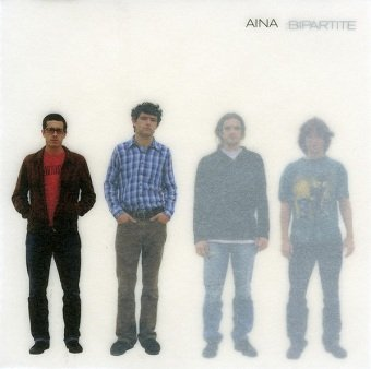 Aina - Bipartite (CD)