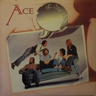 Ace - No Strings (LP)