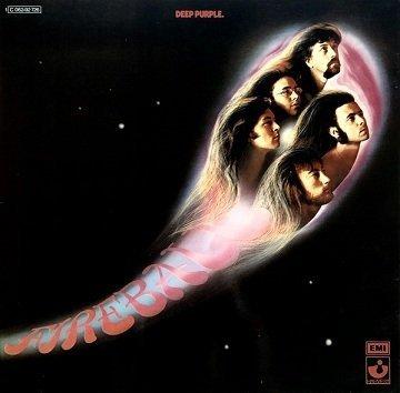 Deep Purple - Fireball (LP)