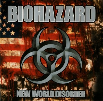 Biohazard - New World Disorder (CD)
