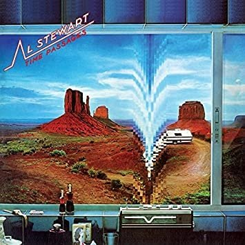 Al Stewart - Time Passages (LP)