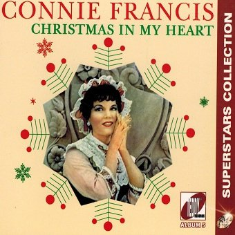 Connie Francis - Christmas In My Heart (CD)