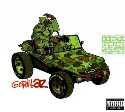 Gorillaz - Gorillaz (CD)