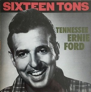 Tennessee Ernie Ford - Sixteen Tons (CD)