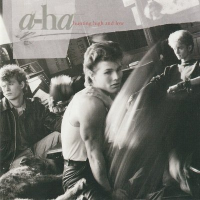 a-ha - Hunting High And Low (CD)