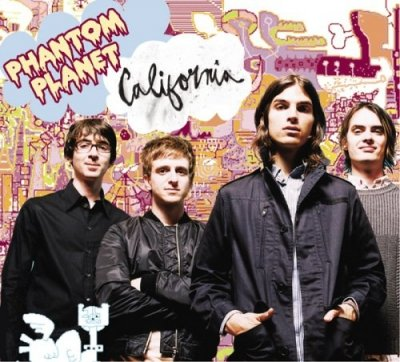 Phantom Planet - California (Maxi-CD)