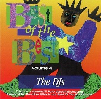 Best Of The Best Volume 4 The DJs (CD)