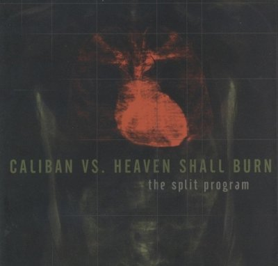 Caliban Vs. Heaven Shall Burn - The Split Program (CD)
