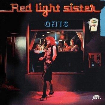 Gate - Red Light Sister (LP)